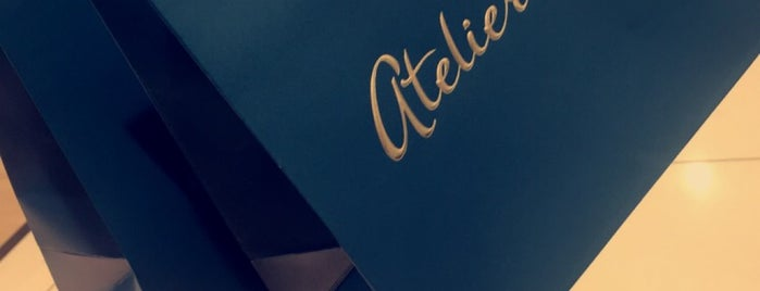 Atelier Cologne is one of London shopping 🇬🇧.