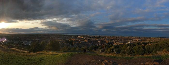 Calton Hill is one of Edinburgh.