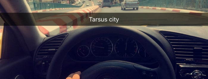 Tarsus Çarşı is one of Tempat yang Disukai Yalçın.