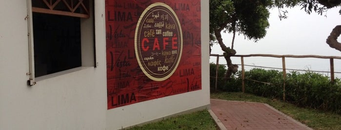 Buena Vista Café is one of lima.