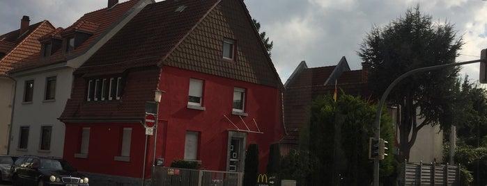 Ortenauer Straße is one of Kaputte Haltestellen MA & Umgebung.