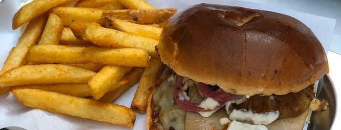 Banko Burger is one of Görülmesi Gereken Yerler.