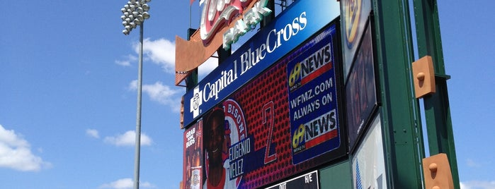 Coca-Cola Park is one of sports arenas and stadiums.