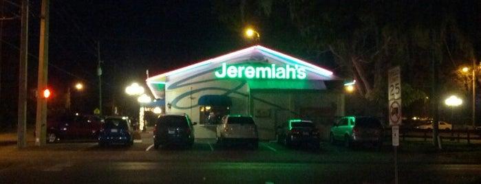 Jeremiah's is one of Orte, die Bob gefallen.