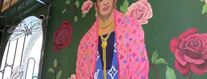 Frida is one of Сочи.