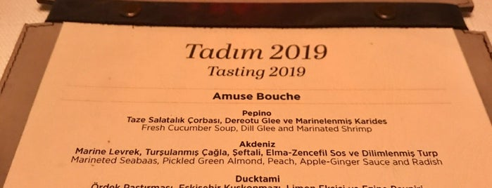 TOI İstanbul is one of Lol restaurants 🥂🍷.