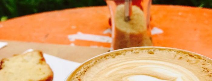 Belga & Co is one of Café.