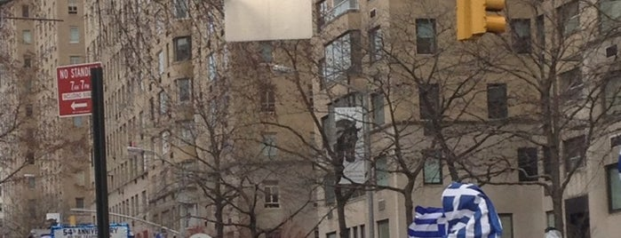 NYC Greek Independence Day Parade is one of Apocalypse's and special events.