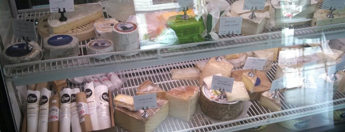 San Juan Island Cheese is one of Washington State - (Northwest).