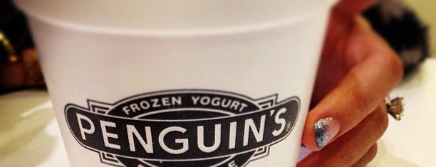 Penguin's Frozen Yogurt is one of Places I've been [Part 2].