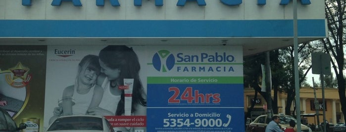 Farmacia San Pablo is one of Orte, die Armando gefallen.