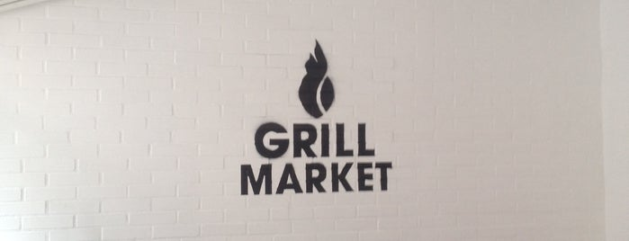 Grill Market & Deli La Castellana is one of caracas.