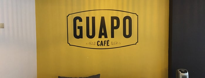Guapo café is one of Shine 님이 저장한 장소.