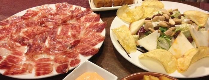 Los Bellota is one of Ruta a Sant Martí. La ruta gastronòmica.