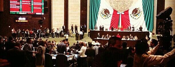 Palacio Legislativo De San Lázaro is one of Museos de la Ciudad de México..