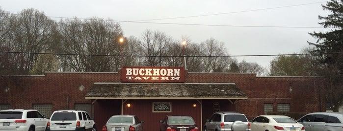 Buckhorn Tavern is one of Favorite Places to Get BBQ around Dayton, Ohio.