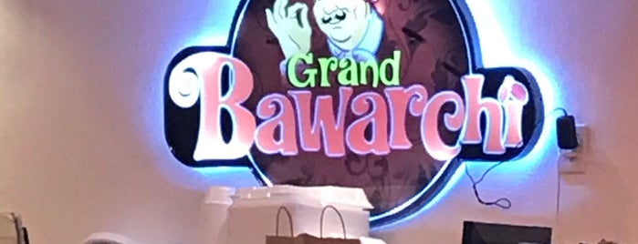 Grand Bawarchi is one of LA Food to try.
