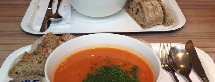 Soup'r is one of Favourite spots in Ghent.