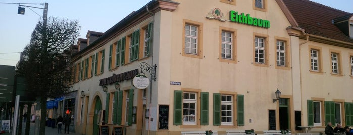 Zum Grünen Baum is one of Tomek : понравившиеся места.