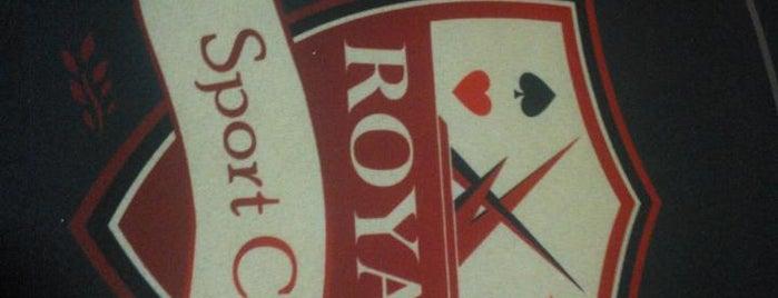 Royal Sport Club - Associação Goiana De Poker is one of Goiânia.