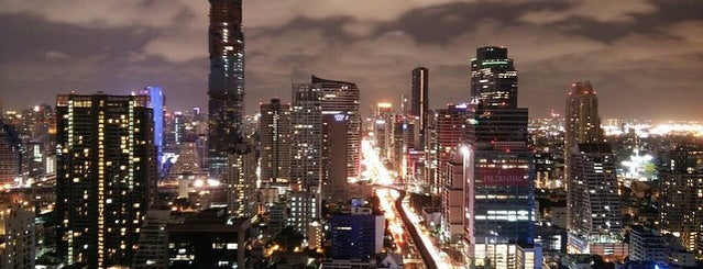 The Roof @ 38th Bar is one of Bangkok - Rooftop Bars.