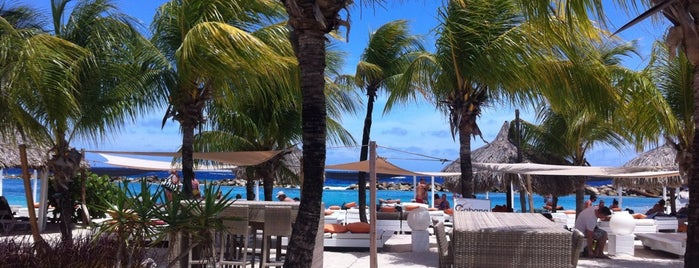 Cabana Beach is one of Curacao.