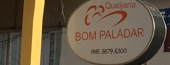 Queijaria Bom Paladar is one of Charlene 님이 좋아한 장소.