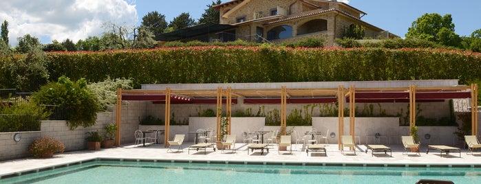 Altarocca Wine Resort is one of Lieux qui ont plu à Stephen.