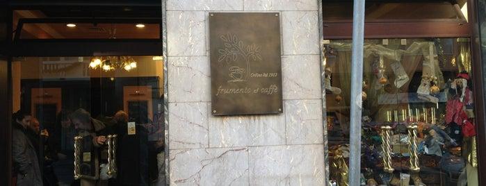 Frumento e Caffè is one of Posti da provare.