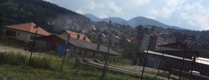 Vlasenica is one of Posti che sono piaciuti a Erkan.