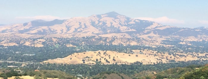 Las Trampas Ridge is one of The Great Outdoors!.
