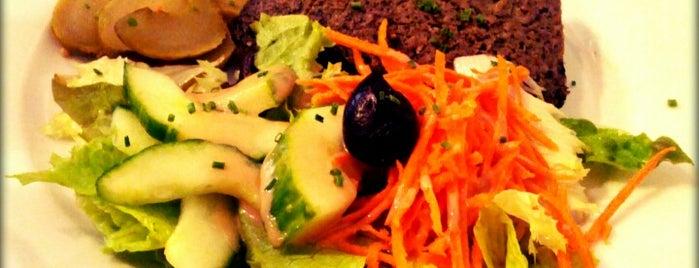 Le Potager du Marais is one of Healthy & Veggie Food in Paris.
