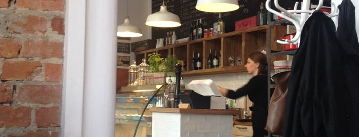 DoWoli Bistro & Cafe is one of Hipster Places in Warsaw.