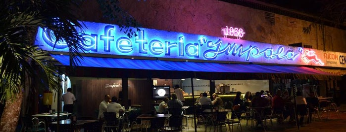 Cafetería Impala is one of Mérida Restaurant Week.