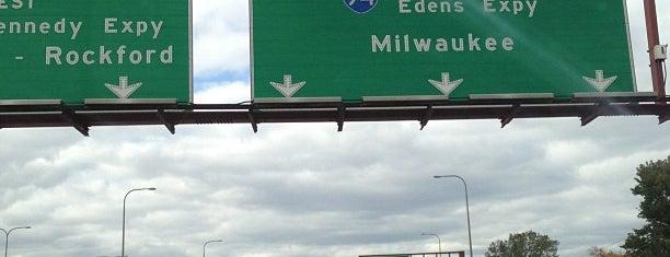 Chicago to Schaumburg