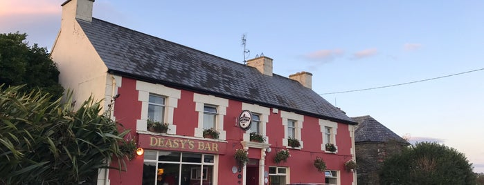 Deasy's Seafood Restaurant is one of McKenna's 100.