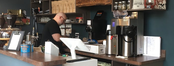 Six Shooter Coffee is one of Cleveland.