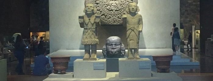 Museo Nacional de Antropología is one of Laura'nın Beğendiği Mekanlar.
