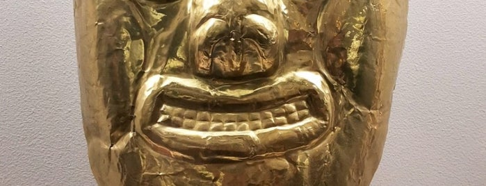 Museo Del Oro Quimbaya is one of World Ancient Aliens.