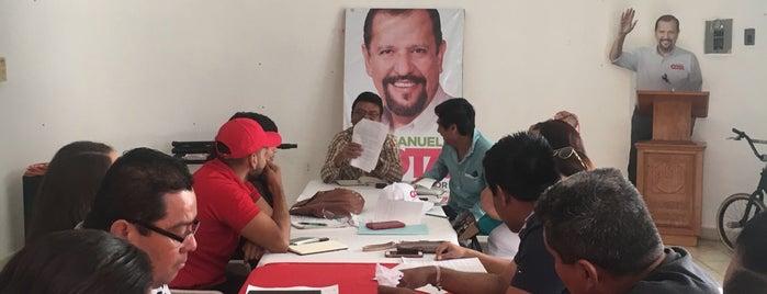 PRI Municipal is one of Locais curtidos por J. Alberto.
