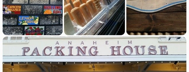 Anaheim Packing House is one of Ricardo 님이 좋아한 장소.