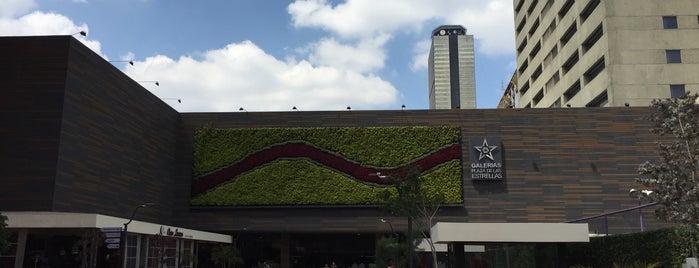 Galerías Plaza de las Estrellas is one of Shopping Malls CDMX.