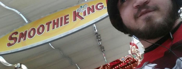 Smoothie King is one of Td1.