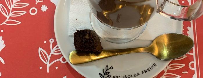 Café & Flor is one of Coffee Week Brasil 2018.