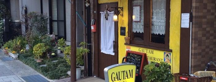 GAUTAM is one of 関西カレー部.