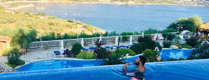 Likya Residence Hotel & Spa is one of KAŞ&FTHYE.