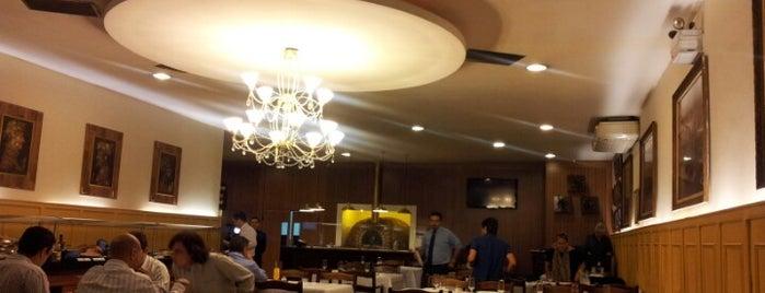 Restaurante La Gôndola is one of Renato'nun Kaydettiği Mekanlar.