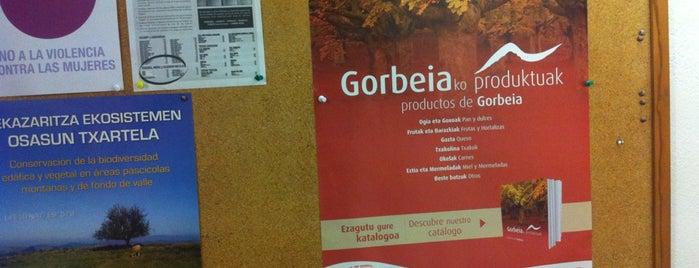 Gorbeialde LGA is one of Sonia'nın Beğendiği Mekanlar.