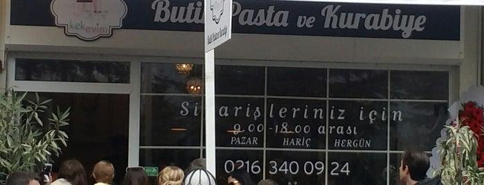 Sihirli Tatlar Dükkanı is one of Cafeler.