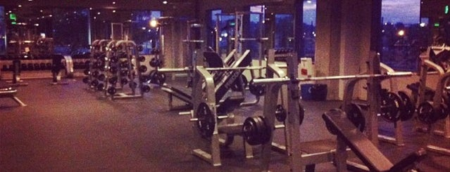 USC HSC Fitness Center is one of #FitBy4sqDay Tips.